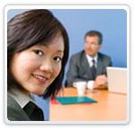 Mandarin speaker studying English pronunciation