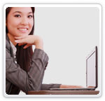English Pronunciation Course online laptop